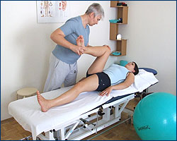 Physiotherapeutische Beratung